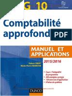 Comptabilite Approfondie 2015-2016