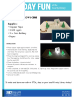 Holiday STEM Project Tutorial