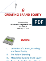 chapter9creatingbrandequity-140204180001-phpapp02