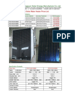 Best Price for Flat Collector and Heat Pipe Solar Collector in 2013