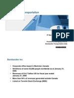 BT Presentation