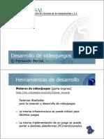 Presentacion Global Videojuevos P1 Herramientas