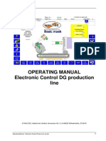 Operating Manual - Press