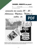 Seraing Ougree Jemeppe Au Passe - No 6 1995-96