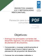 Uady- Apuntes Para La Planeación Proyectos