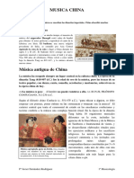 Músicas Del Mundo (Música China) Fº Javier Fernández Rodríguez