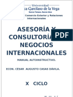 Asesoria y Consultoria de Negocios Internacionales