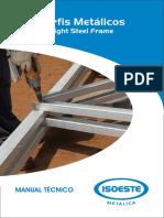 Manual Perfis Light Steel Frame