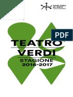 Teatro Verdi 2016