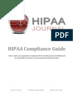 HIPAAJournal Com HIPAA Compliance Guide