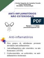 0002018 Antiinflamatórios Não-esteroides