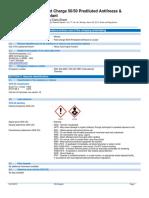 Fleet Charge 5050 Premix Antifreeze Coolant