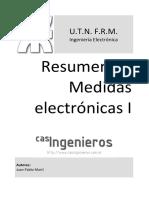 Resumen de Medidas electrónicas I (Incompleto).pdf