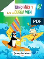 El Pinguino Max y La Cigueña Wen