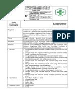 8.2.5.1 Sop Identifikasi Dan Pelaporan Kesalahan Pemberian Obat Dan Knc