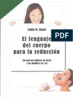 El Lenguaje Del Cuerpo Para La Seducción - Fabio M Stussi