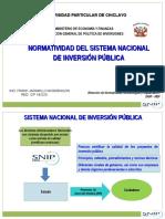Directiva SNIP