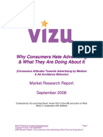 Why Consumers Hate Ads