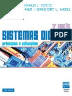 Sistemas Digitais 11º Edição - Ronald J Tocci