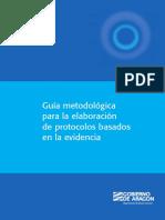 Guia Metodologica Protocolos Enf Aragon
