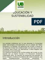 Educación y sustentabilidad