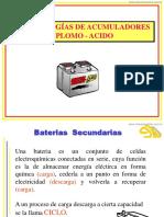 [Cliqueapostilas.com.Br] Tecnologias de Acumuladores Plomo Acido