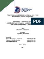 Albañileria Grupo 2 2011-1 Pc3