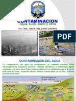 Clase Nº 11 Contaminacion Agua, Suelo y El Ruido