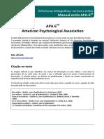 Apa6ed - Usar Em Bibliografias