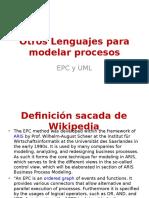 4-Modelamiento de Procesos Usando EPC y UML