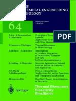 64 Thermal Biosensors, Bioactivity, Bioaffinity