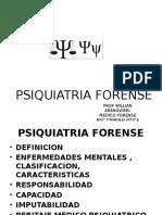 TEMA10 PSIQUIATRIA FORENSE