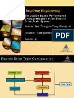 Simulation-Based Performance Characterization T M