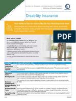 ltd benefit summary