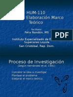 Profesor Rondon Tema 3 Referencias Bibliograficas 2010-3