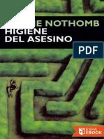Higiene Del Asesino - Amelie Nothomb (4)