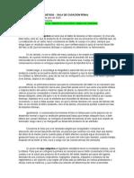 Csj 44791 Lesiones Al Feto vs Aborto Culposo Atipicidad