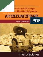 Representaciones e Identidades Del Pueblo Afroecuatoriano