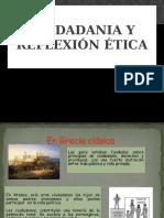 Diapositivas Ciudadania y Reflexion Etica Ultima
