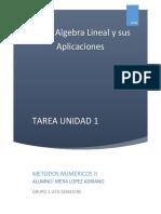 Toda Unidad 1-Libro de Álgebra Lineal