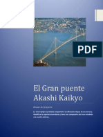 El Gran Puente Akashi Kaikyo