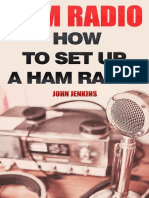 How to Set Up a Ham Radio - John Jenkins