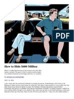 How to Hide 400 Million - Nicholas Confessore