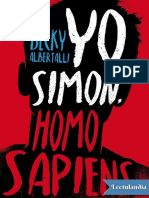 Yo, Simon, Homo Sapiens - Becky Albertalli