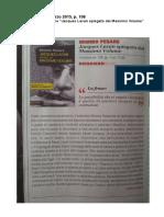 """Marzo 2015 - Rumore, n. 278 - Fabio Striani recensisce """"Jacques Lacan spiegato dai Massimo Volume"""", di Mimmo Pesare"""