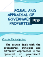 Disposal Presentation