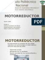 Motor Reducto Res