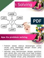 Problem Solving (2)