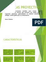 1. técnicasproyectivas