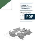 Manual de Interfaz Arduino
